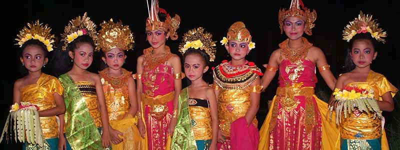 Balinese Traditionl Dances