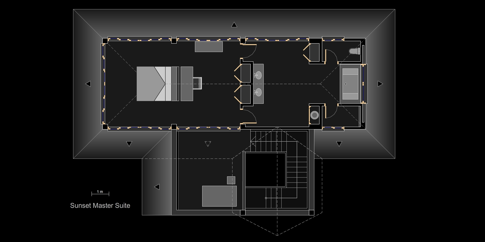 villa-matahari-main-suite-layout
