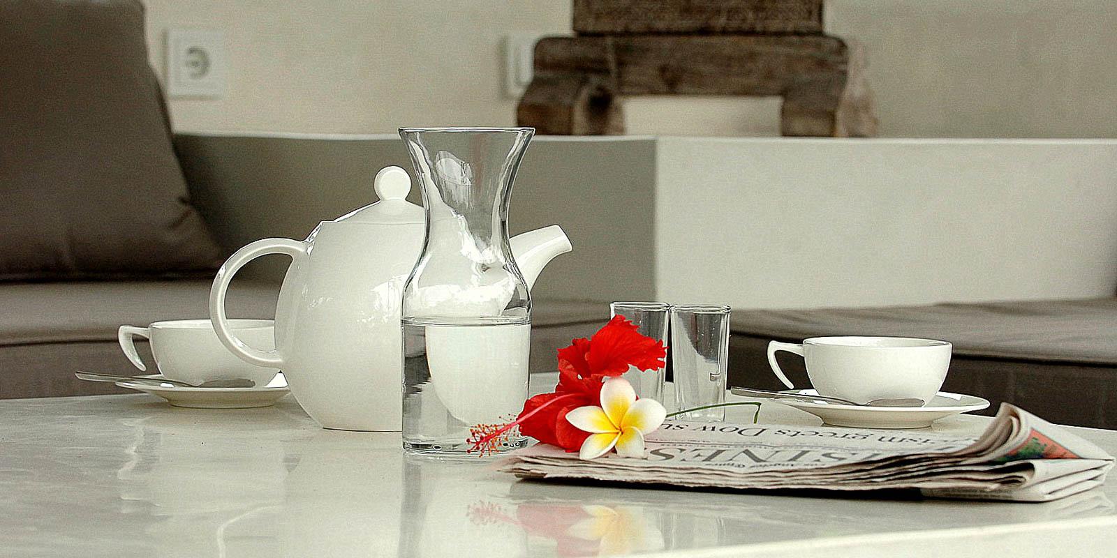 villa-matahari-tea-service